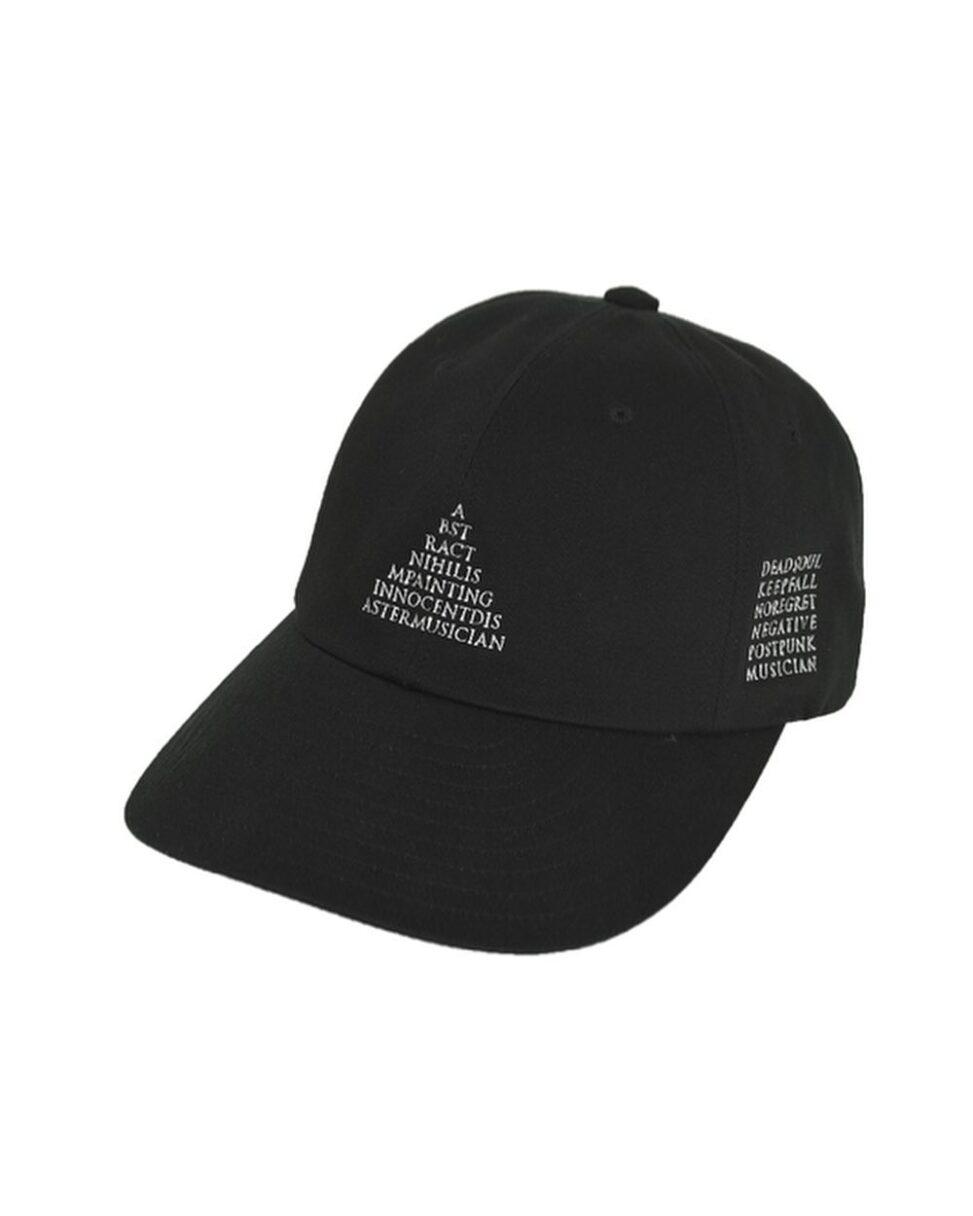 LAD MUSICIAN ラッドミュージシャン CAP キャップ ブラック 2221-921